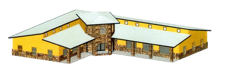Building 1000 rendering